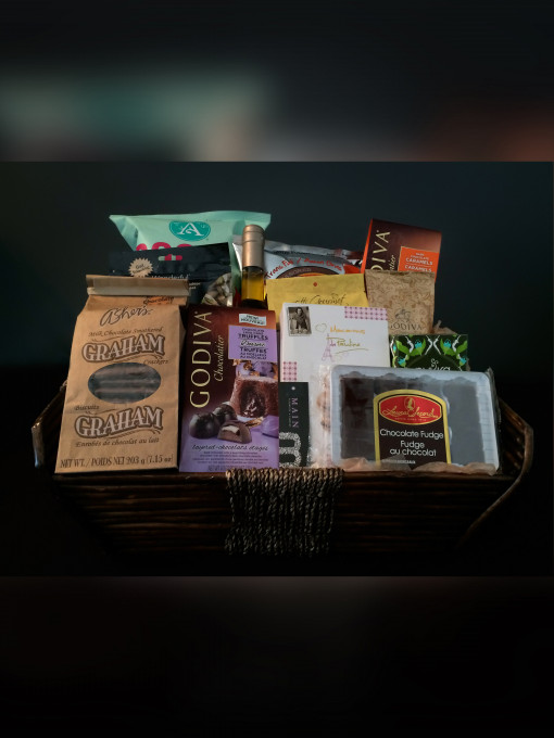 "The ""Sweet Treat"" Basket"