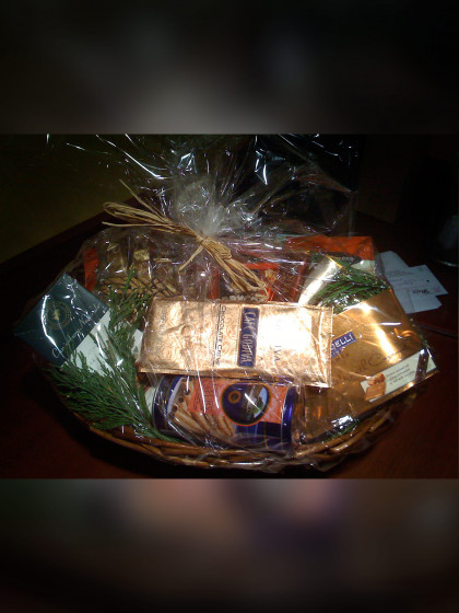 """The """"Holiday"""" Basket"""
