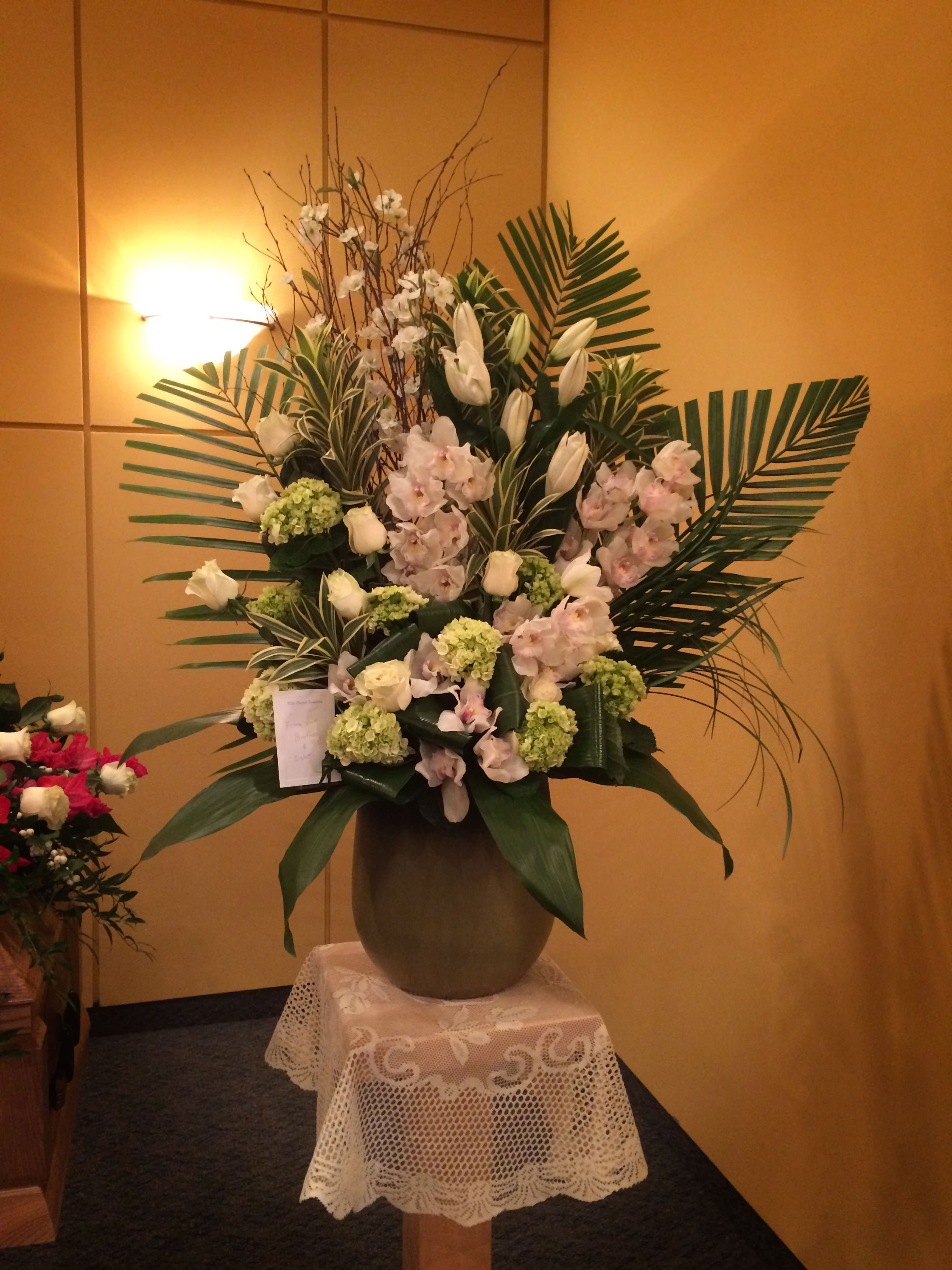 Home page floral tribute izmirmasajfo Gallery