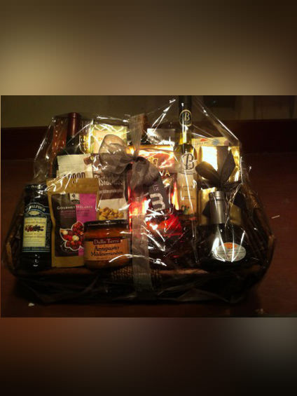 """The """"A Little Bit of Everything"""" Basket"""