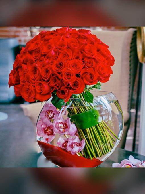 Rose Bowl of Love